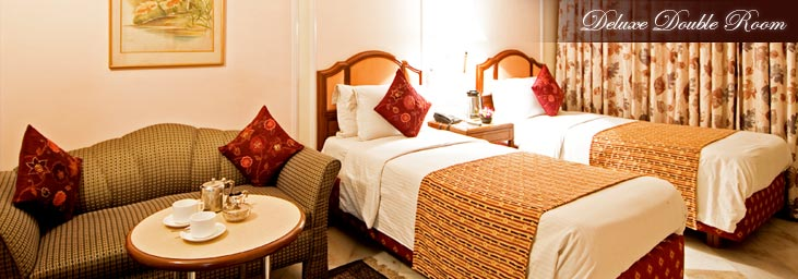 Deluxe Double Rooms at Regent Hotel